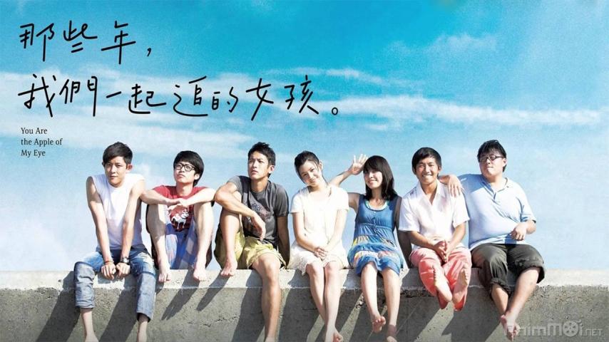 Phim học đường Trung Quốc hay - You Are the Apple of My Eye - Cô Gái Năm Ấy Chúng Ta Cùng Theo Đuổi (2011)