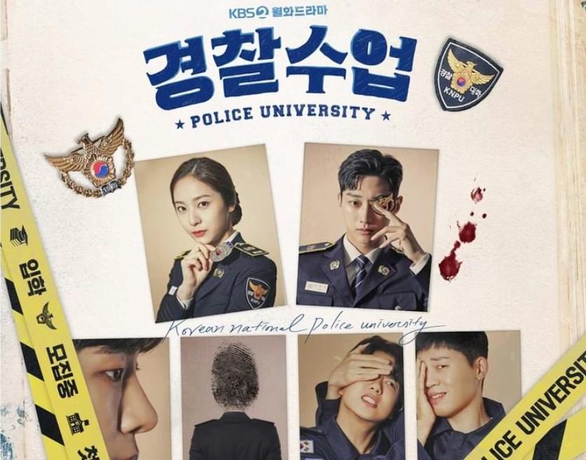 Phim Hàn Quốc Mới Nhất - Police University (Học Viện Cảnh Sát)