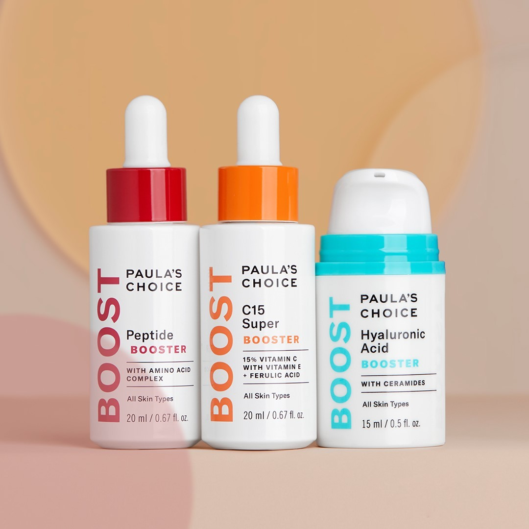 Paula's choice Peptide Booster có chứa Polypeptides