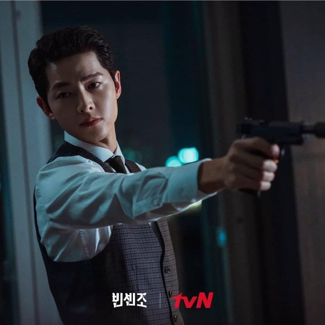 Song Joong Ki tiếp tục tái xuất sau thành công của Vincenzo