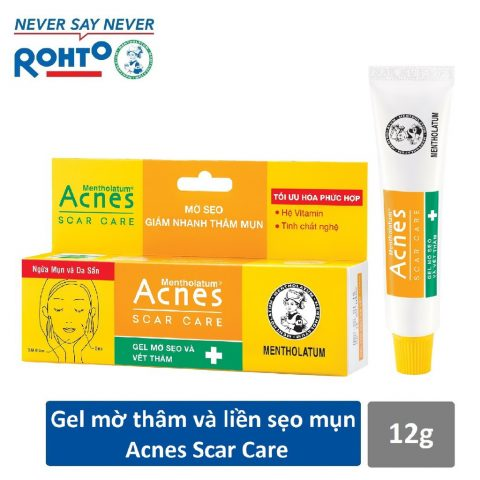 Thuốc trị mụn Acnes Scar Care