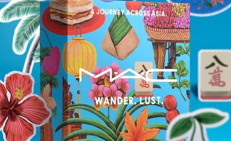Bộ sưu tập Son MAC Wander Lust Cities – cuộc hành trình qua thành phố nổi tiếng ở Châu Á