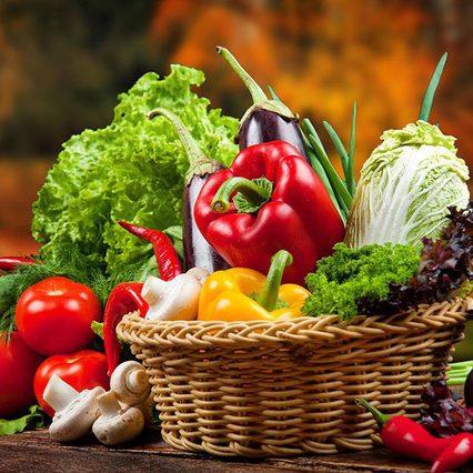Ăn nhiều rau củ quả là cách giảm cân hiệu quả tại nhà
