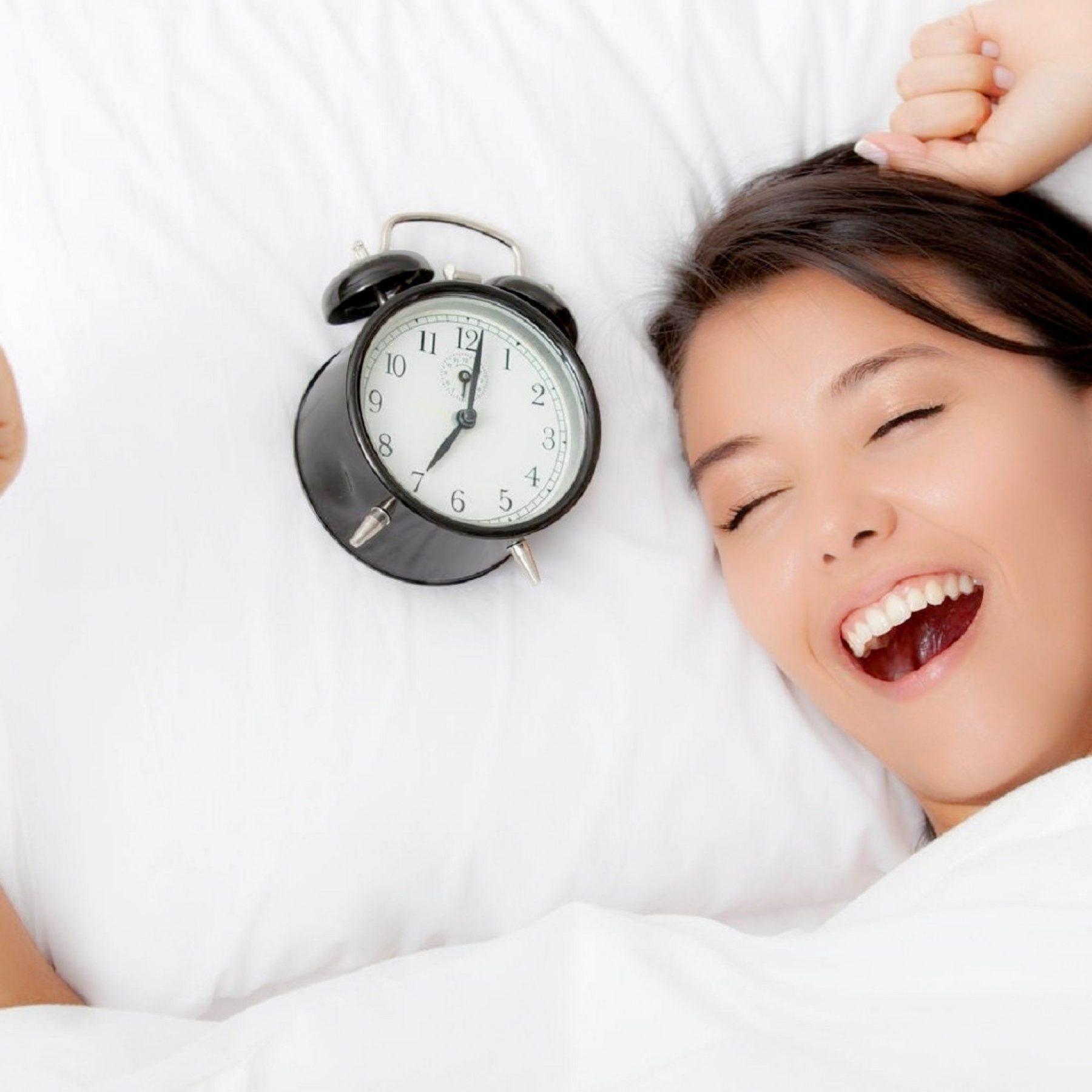Ngủ đủ giấc là cách giảm cân hiệu quả