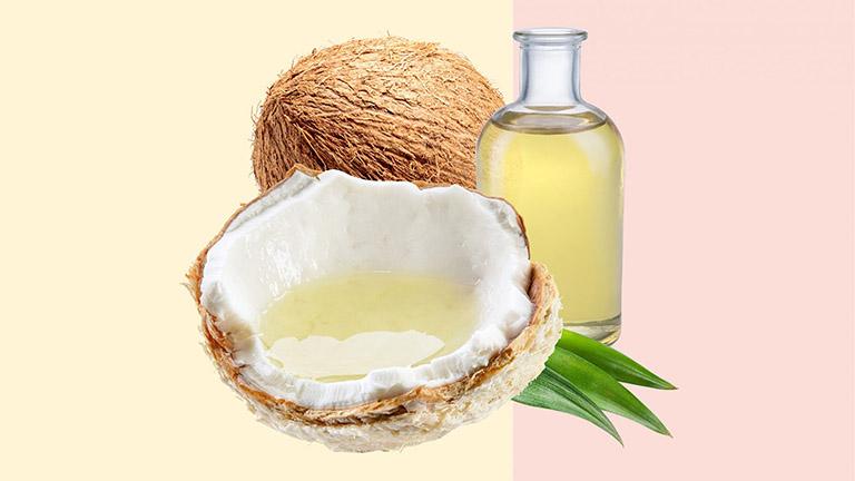 Cách trị mụn cám tại nhà bằng cám gạo và dầu dừa