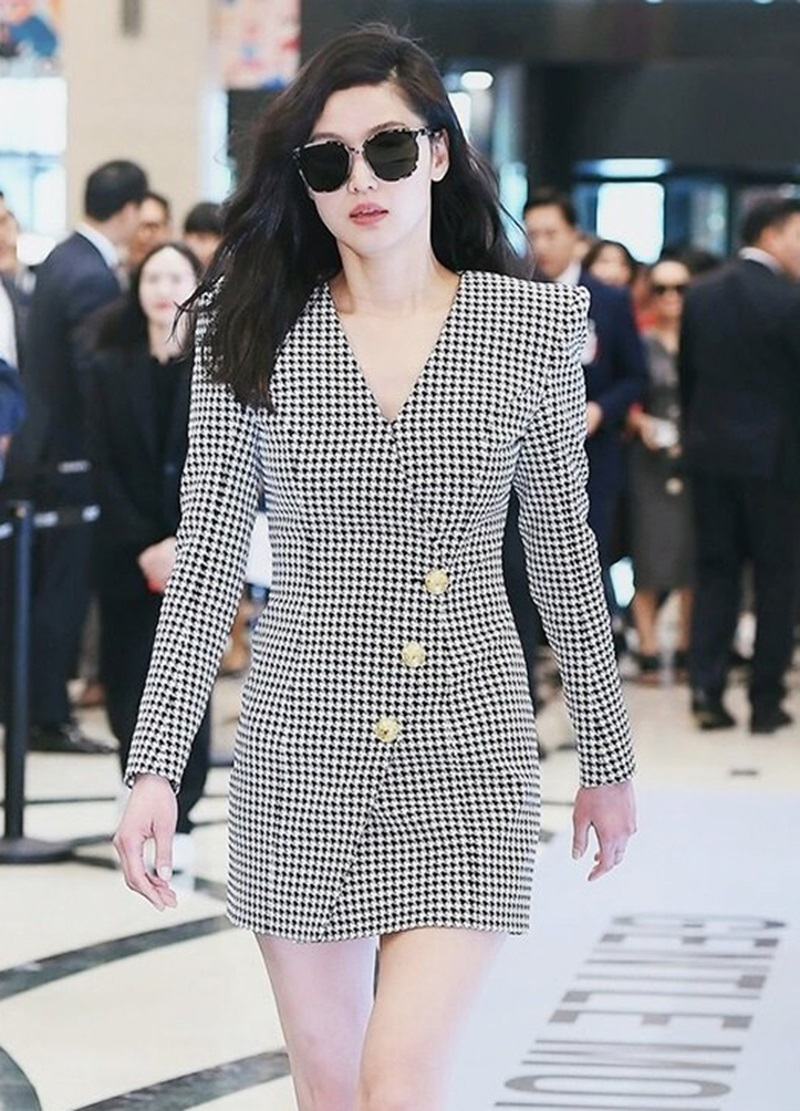 Jeon Ji Hyun tham gia sự kiện