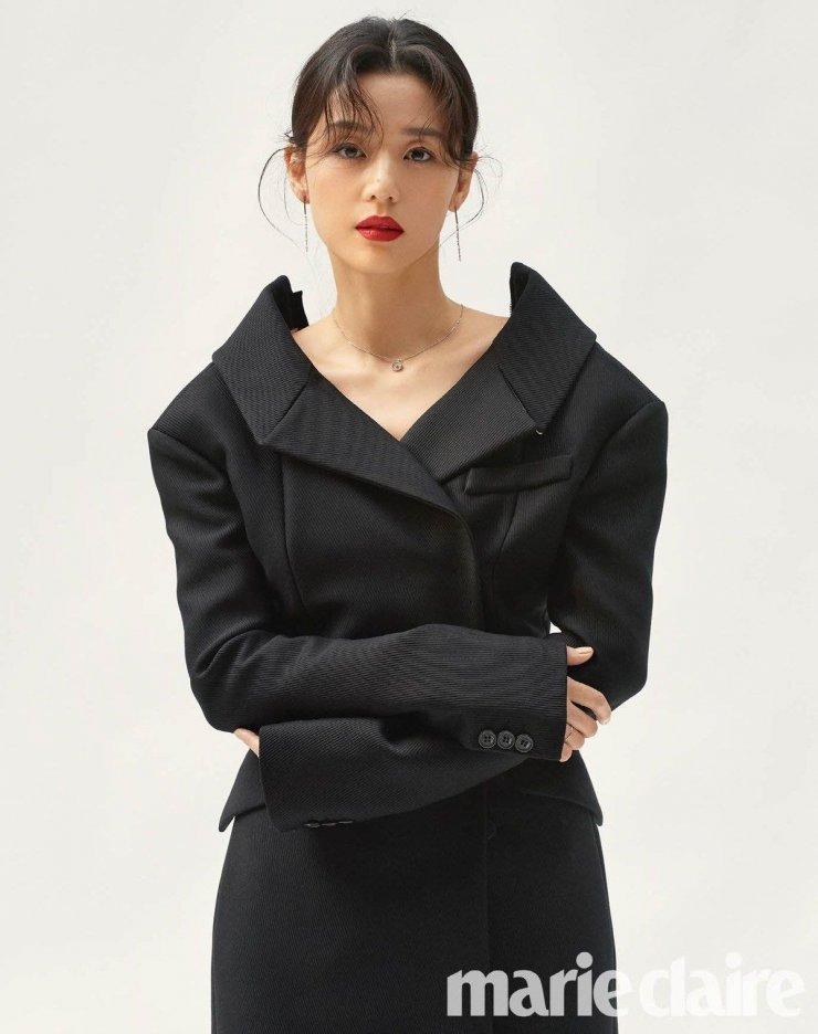Jeon Ji Hyun với bộ sưu tập thu đông