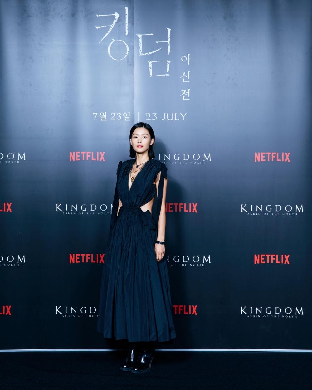 buổi ra mắt phim kingdom phần 3