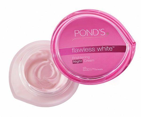 Kem dưỡng trắng da, giảm thâm nám Pond's Flawless White Ban Đêm