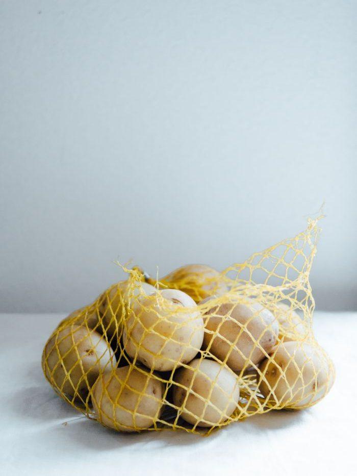 giảm cân bằng khoai tây sữa chua