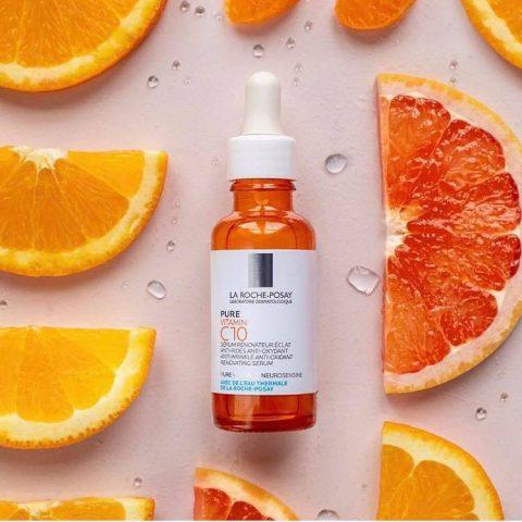 Serum Vitamin C La Roche Posay Pure Vitamin C10