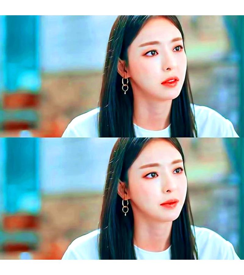 vẻ đẹp của Lee Da Hee trong phim Search: WWW