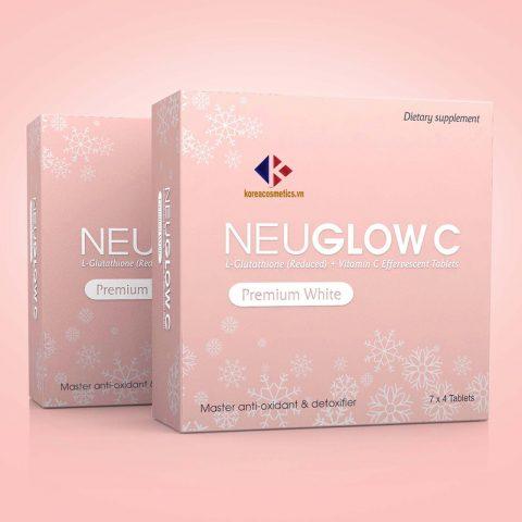 Viên thuốc làm trắng da Neuglow C của Ấn Độ