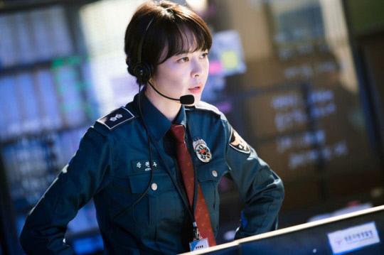 Lee Ha Na trong bộ phim voice