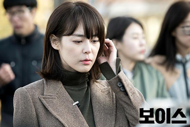vẻ đẹp U40 của cô nàng Lee Ha Na