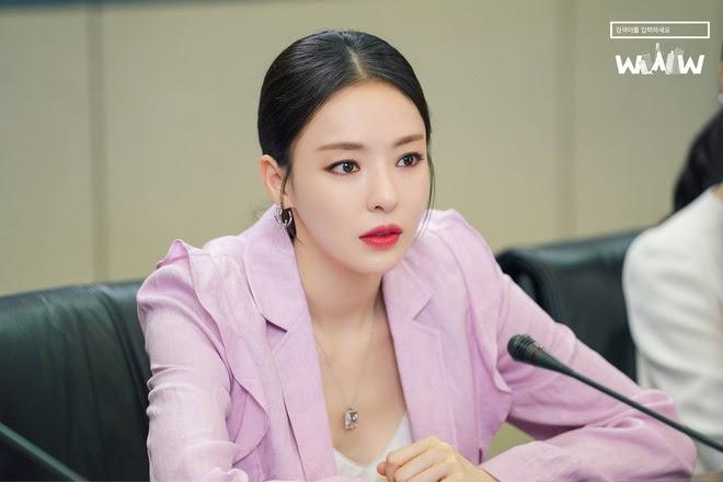Lee Da Hee trong phim search www