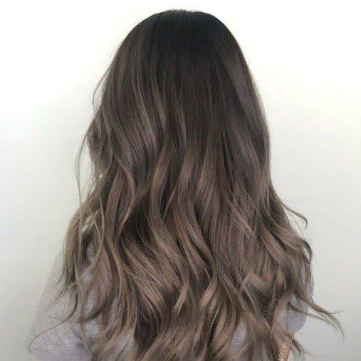 Tóc layer sóng nước - Kiểu tóc layer nữ dài được ưa chuộng