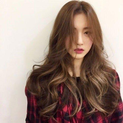 Tóc layer uốn - Kiểu tóc layer nữ thời thượng