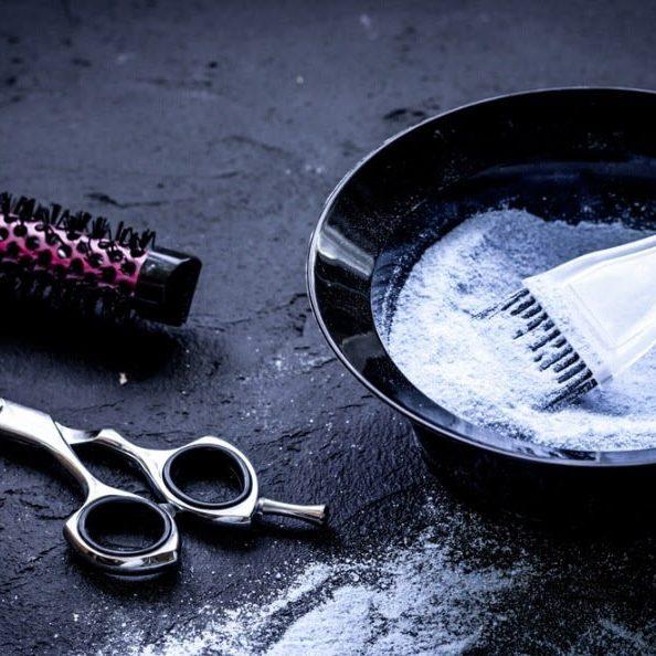 Cách pha thuốc nhuộm tóc tại nhà