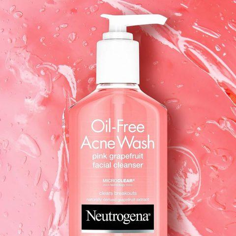 Sữa rửa mặt Neutrogena - Oil Free Ance dạng gel