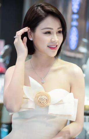 diễn viên Lương Thu Trang trong hướng dương ngược nắng