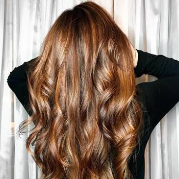 Caramel Highlights - Màu tóc đẹp và ngọt ngào nhất bạn từng thấy