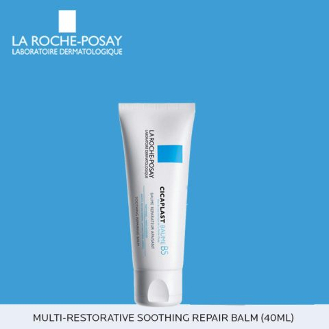 Kem dưỡng ẩm cho da mụn La Roche-Posay Cicaplast Baume B5 Soothing Repairing Balm