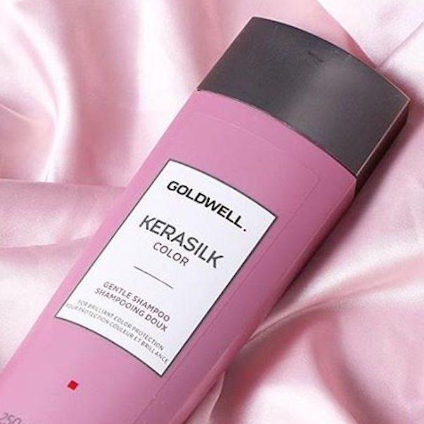 Dầu gội cho tóc nhuộm Goldwell Kerasilk Color Shampoo