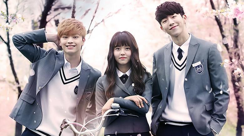 Phim học đường Hàn Quốc hay - Who Are You: School 2015 - Học Đường 2015