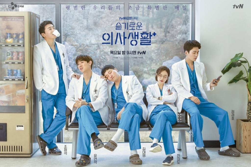 Phim Hay Trên Netflix - Hospital Playlist phần 2