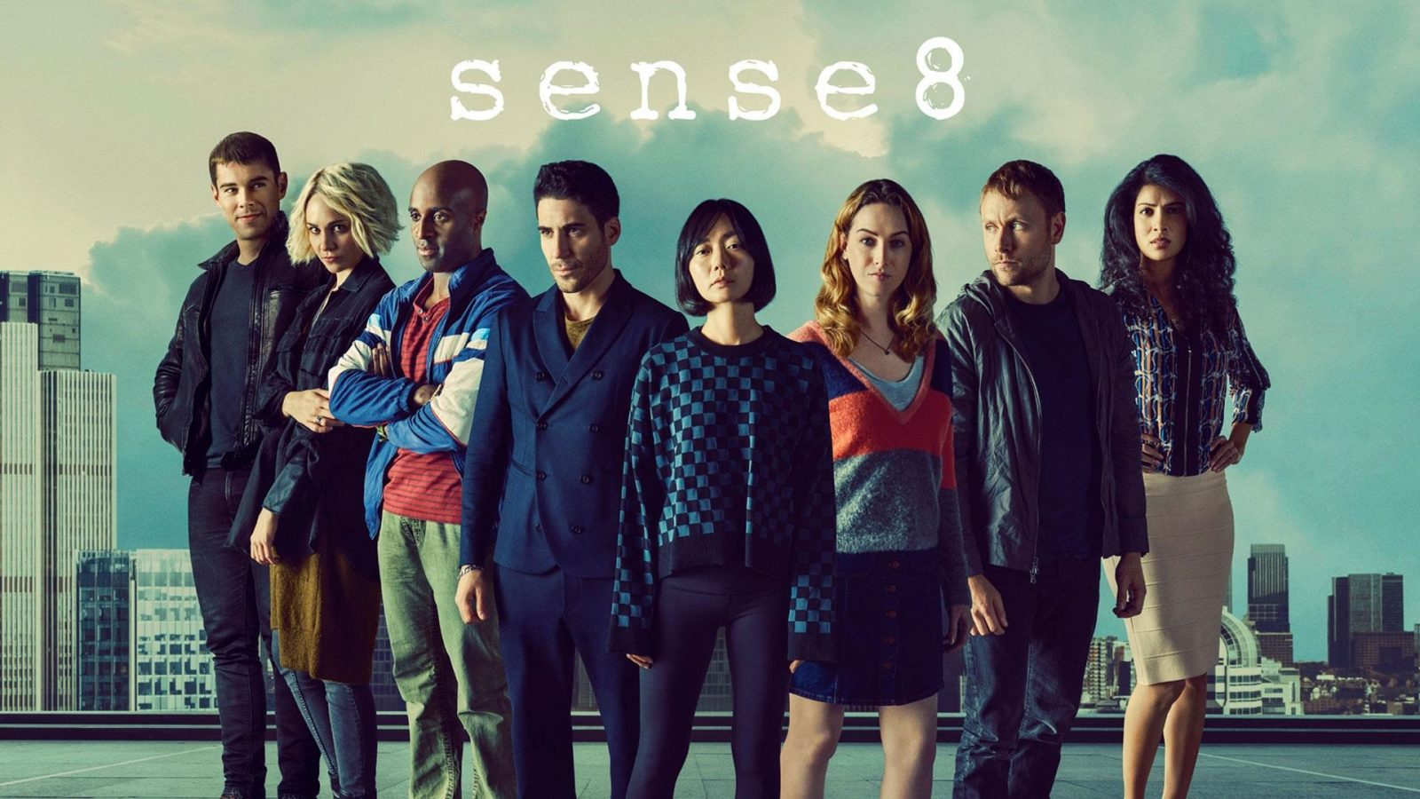 Phim Sense8 mang màu sắc bí ẩn, siêu nhiên