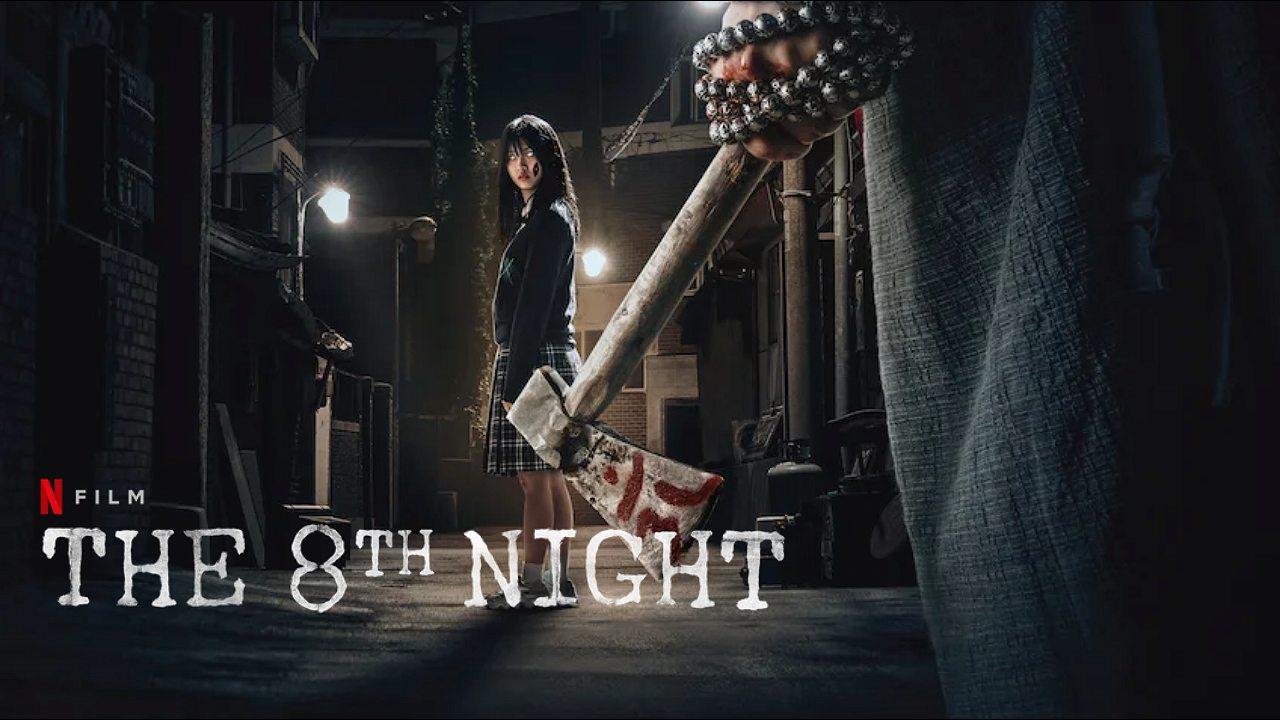 Phim Hay Trên Netflix - The 8th Night