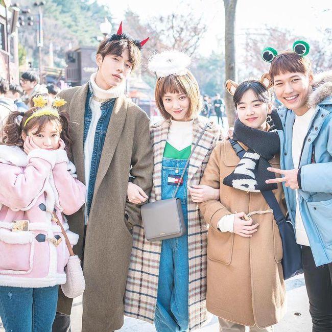 Phim học đường Hàn Quốc hay - Weightlifting Fairy Kim Bok-Joo (2016)