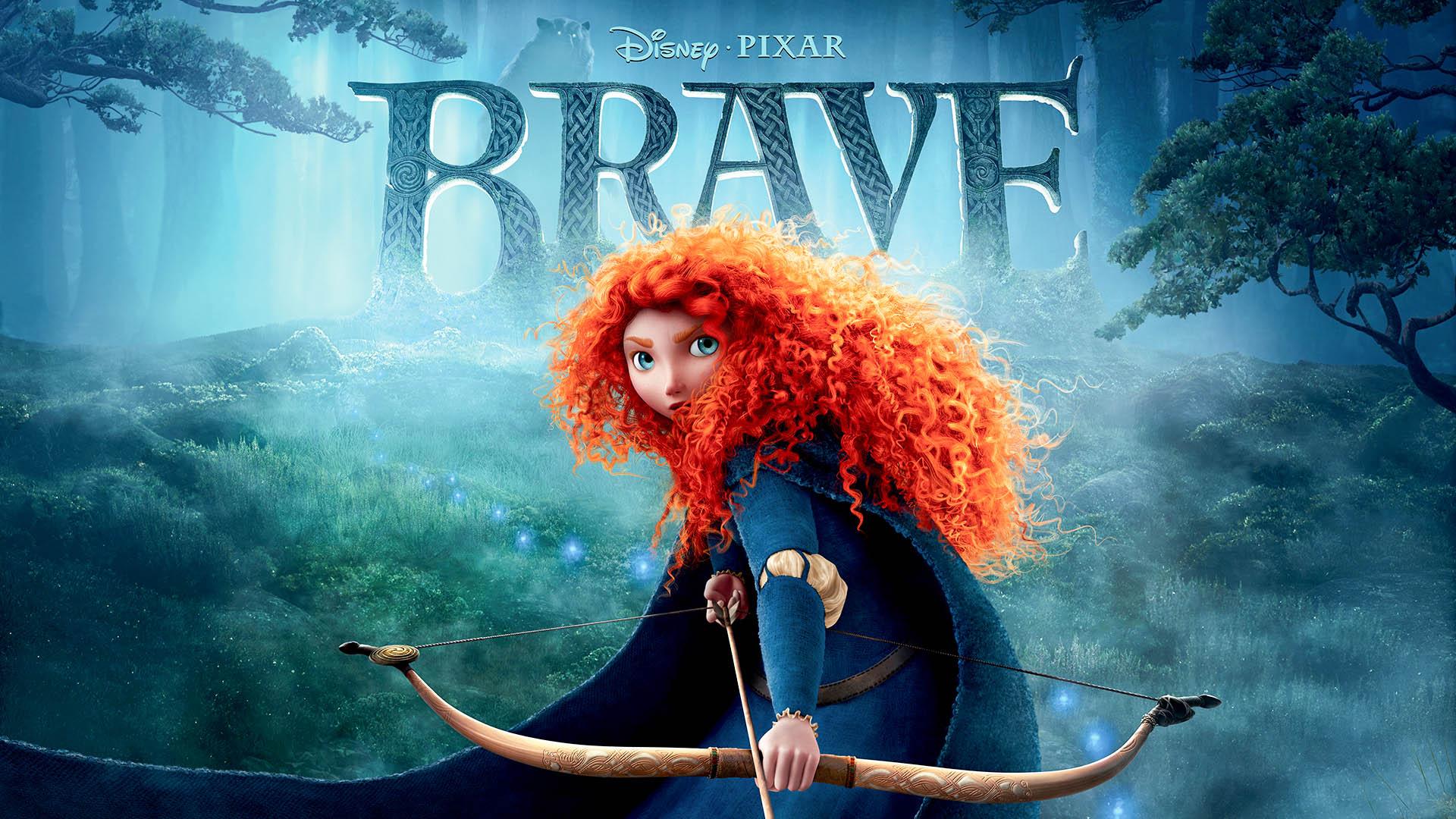 Brave (Công chúa tóc xù)