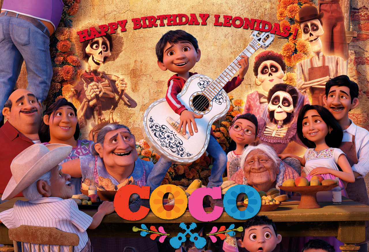 Phim Hoạt Hình Hay Nhất -  Coco (Cuộc hội ngộ kỳ diệu)