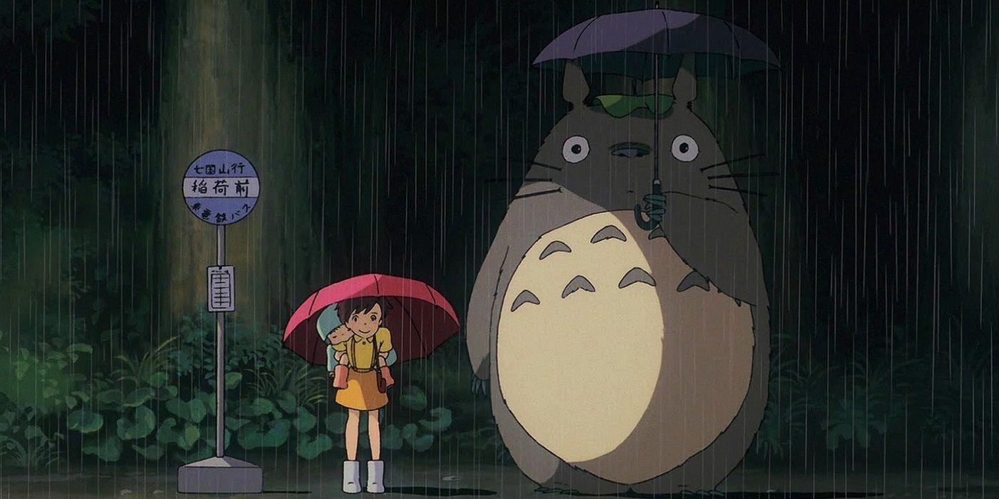 Phim Hoạt Hình Hay Nhất -  My Neighbor Totoro (Hàng xóm của tôi là Totoro)