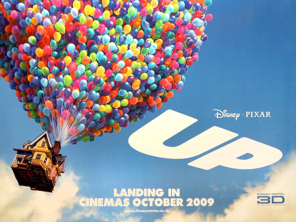 Phim Hoạt Hình Hay Nhất - Up (Vút bay)
