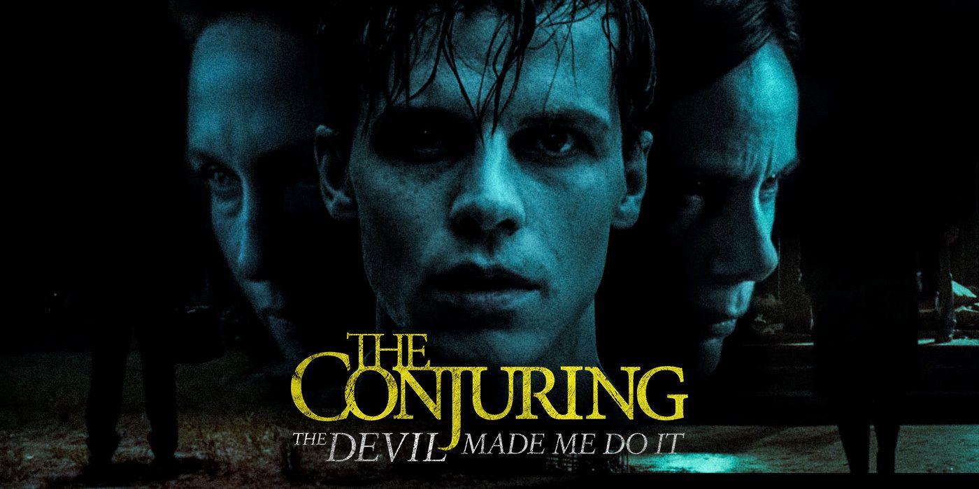 phim kinh dị hay - The Conjuring 3: The Devil Made Me Do It