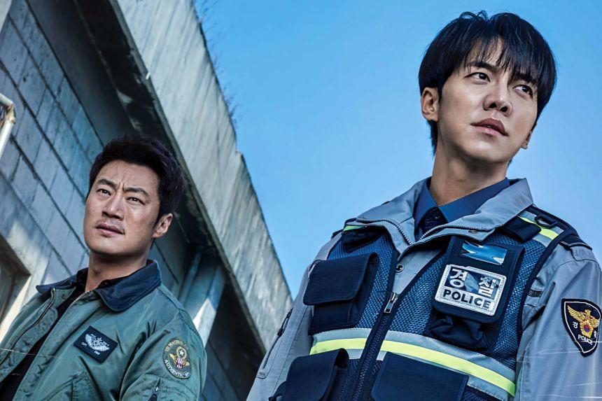 phim tâm lý tội phạm Hàn Quốc - Mouse (2021)