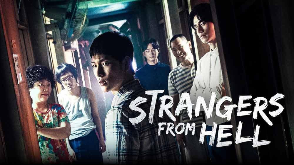 phim tâm lý tội phạm hay Stranger From Hell - Người Lạ Đến Từ Địa Ngục