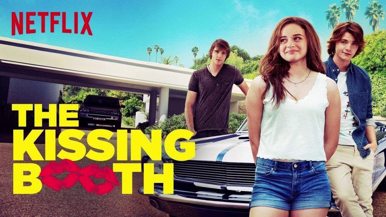 phim tình cảm hay nhất trên Netflix -  The Kissing Booth