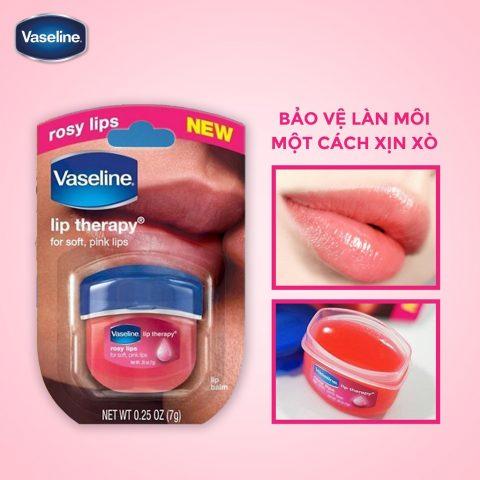Sáp dưỡng môi Vaseline