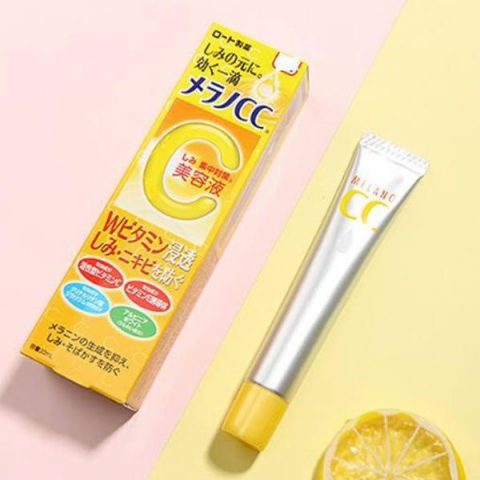 Serum vitamin C Melano CC Rohto từ Nhật Bản