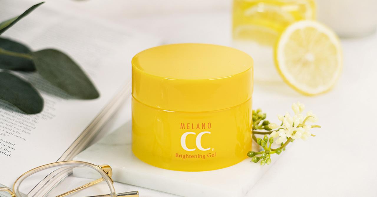 kem dưỡng trắng da mờ thâm Melano CC Whitening Gel