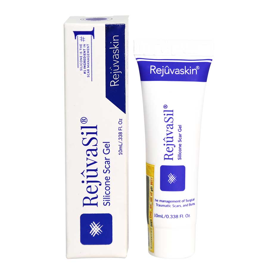 Kem trị sẹo lồi Rejuvasil gel