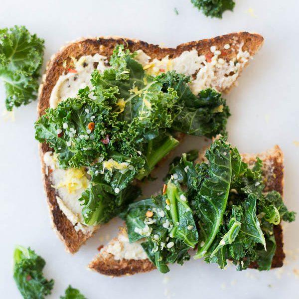 Thực đơn ngày 6 với bánh mì đen giảm cân