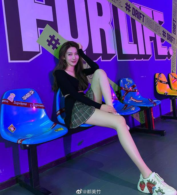 Hotgirl Trung Quốc Đô Mỹ Trúc
