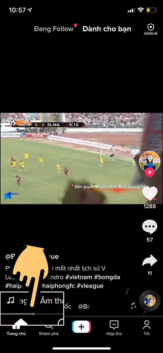 cách tua video trên tiktok trên bản cập nhật app mới nhất