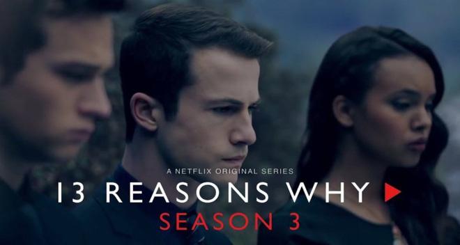 Phim Mỹ - 13 Reasons Why - 13 lý do tại sao