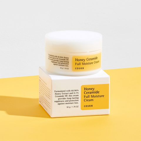 Gel dưỡng ẩm Cosrx Honey Ceramide Full Moisture Cream